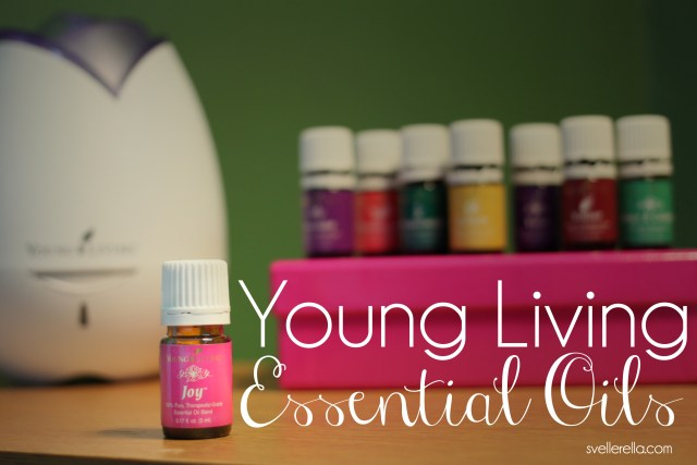 Young Living, essential oil