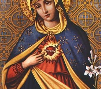 4.6. – Bezgrešno Srce Marijino
