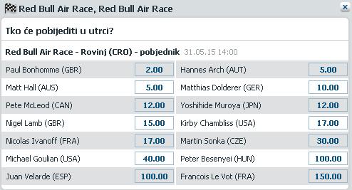 Red Bull Air Race Rovinj