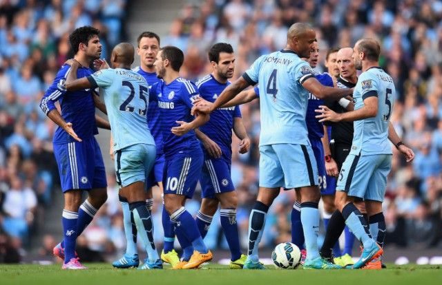 manchester city cheslea