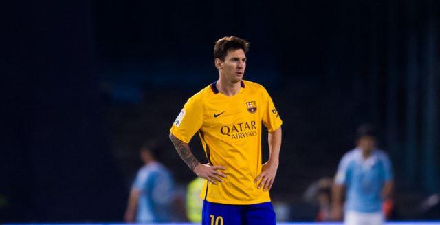 Leo Messi tuži