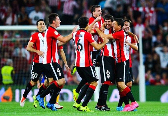 Athletic Bilbao- Sporting Gijon