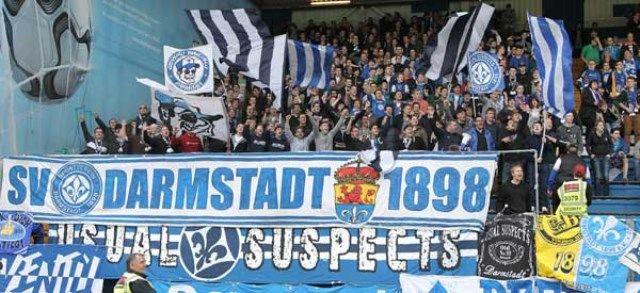 Darmstadt navijači