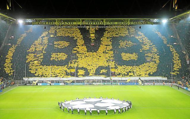 Dortmund kaznio svoje navijače