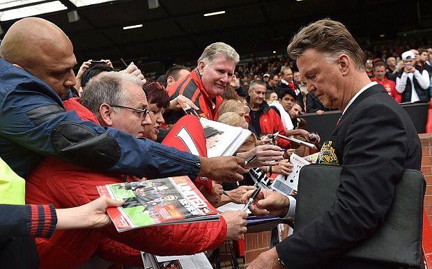 Navijači Manchester Uniteda