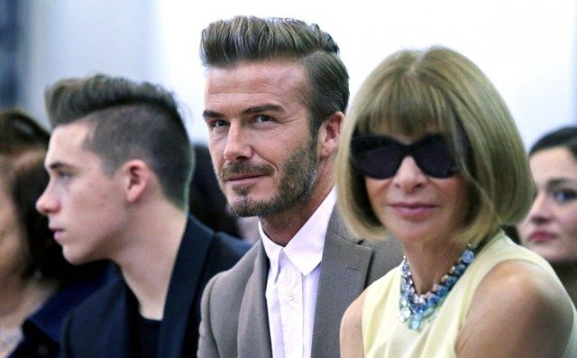 David Beckham na twitteru