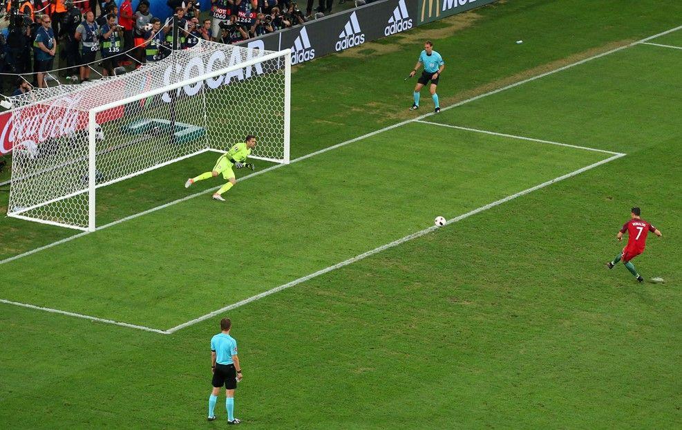 Nakon boljeg izvođenja jednaesteraca Portugal je u polufinalu Eura