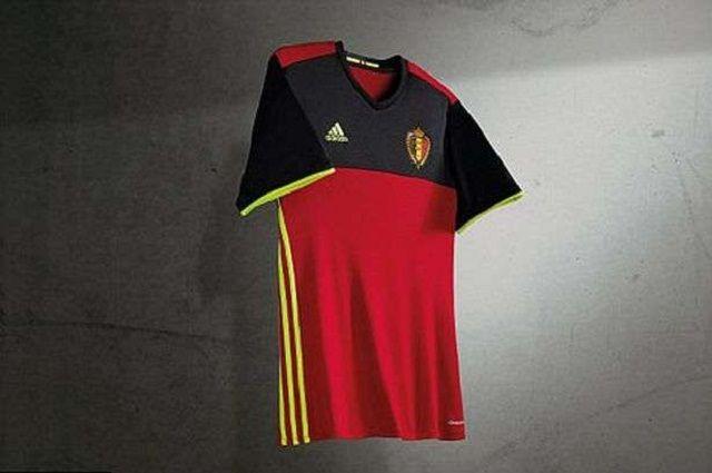 Belgija dres