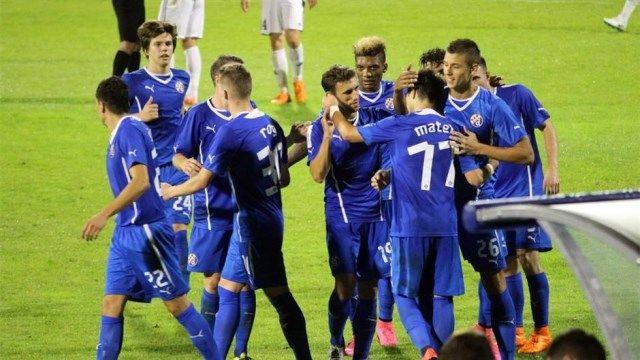 Dinamo Zagreb - Dinamo Tbilisi
