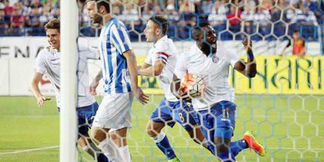 Oleksandriya - Hajduk