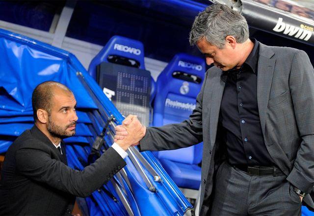 Guardiola i Mourinho