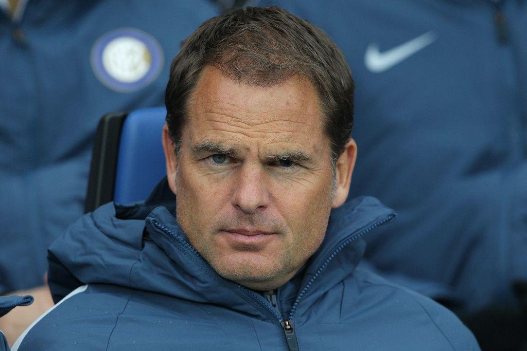 Što će biti sa Frankom de Boerom?