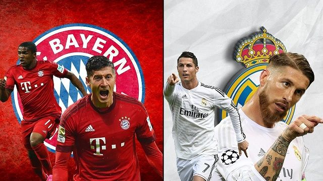 Bayern Munich v Real Madrid: Veliki sudar divova na Allianz Areni