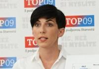 Poslankyně Adamová (TOP 09): Obyvatelé Lačnova si zaslouží po čem volají.