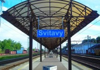 Dopravní terminál ve Svitavách nebo jen revitalizace před nádražím?