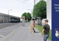 Nový terminál vlakového nádraží