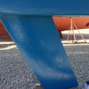 Painted Centerboard
