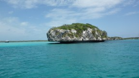 The Grotto at Staniel Cay
