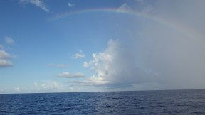 Friday morning rainbow
