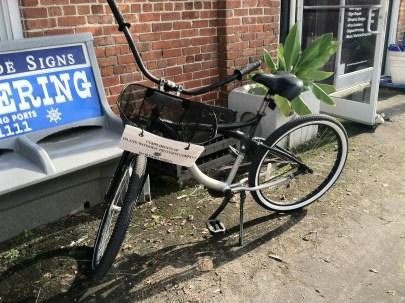 Loaner bikes in Oriental, NC