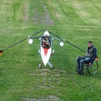 Rudern zu den Paralympics