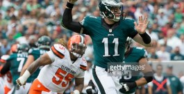 How Good Can Eagles' Rookie Quarterback Carson Wentz Be?