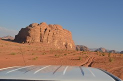 The Beautiful Wadi Rum