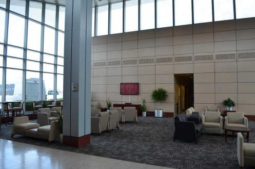 "Inside the ""Signature"" FBO"