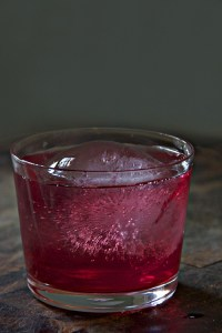 Today on The Boards: Hibiscus Moon Cocktail
