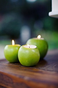 Today on the Boards: Fresh Apple-Tea Lights