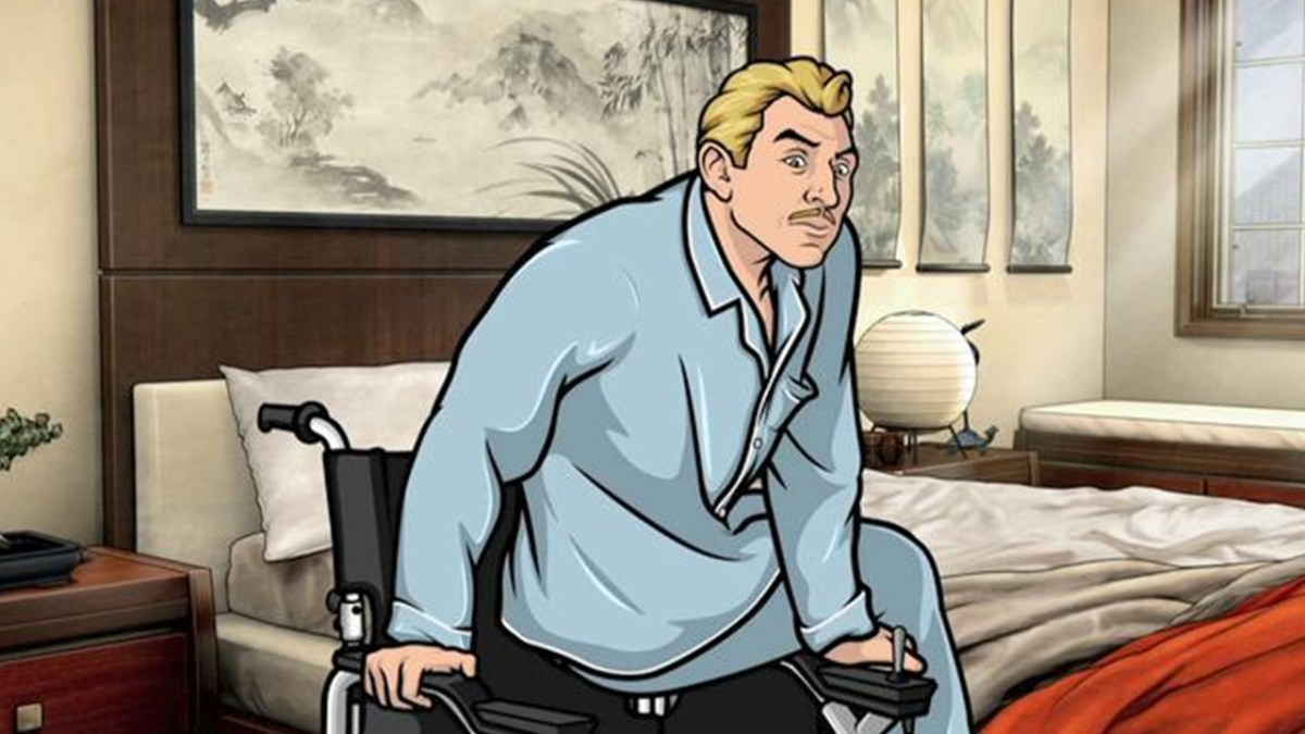 Archer Recap: Just Like Fourth of Ju-Luau!