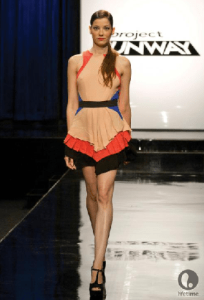SAMANTHA—Photo: Lifetime / Project Runway