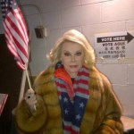 From the Twitterverse: Joan Rivers's Patriotic Twit Pic