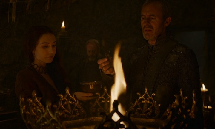 Game of Thrones: What's Ahead for Melisandre, Stannis and Gendry?