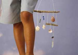 Today on the Boards: DIY Wind Chimes
