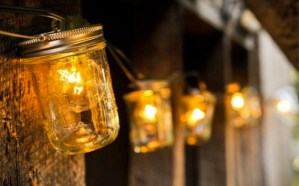 Today on the Boards: DIY Mason Jar Lights