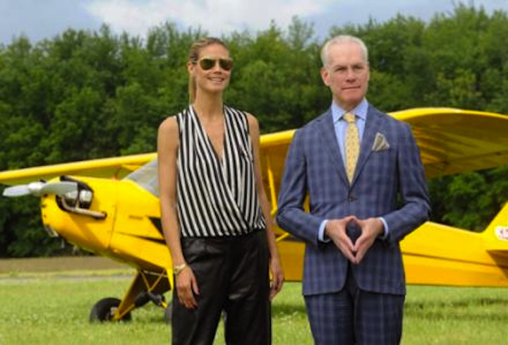 Project Runway Recap: Parachutes on the Runway