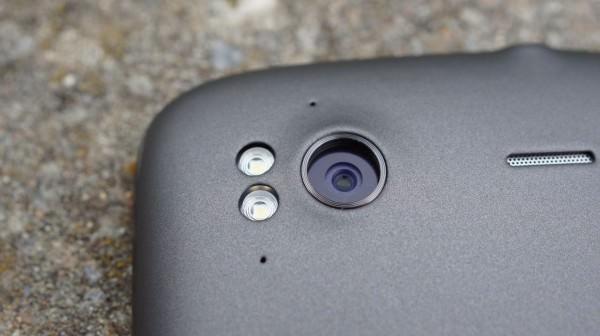 HTC Sensation - kamera