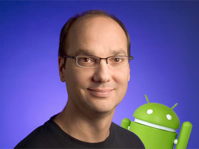 Andy Rubin, Mr Android