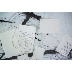 Small Crop Of Modern Wedding Invitations