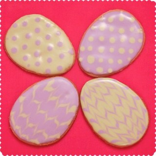 Easter Egg Royal Icing Sugar Cookies – A Dedicated Post!
