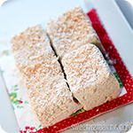 Toasted Coconut Vanilla Bean Marshmallows Recipe
