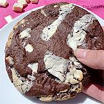 Giant Double Chocolate Cookie Recipe