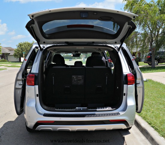 kia trunk