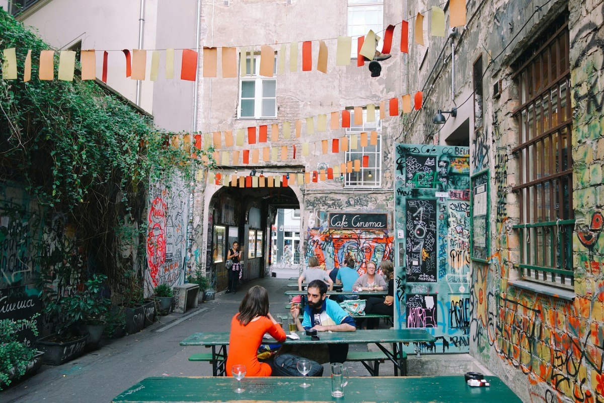 Berlin Part I - A delicious diary