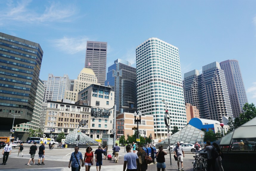 Boston – city of knowledge, history and seafood