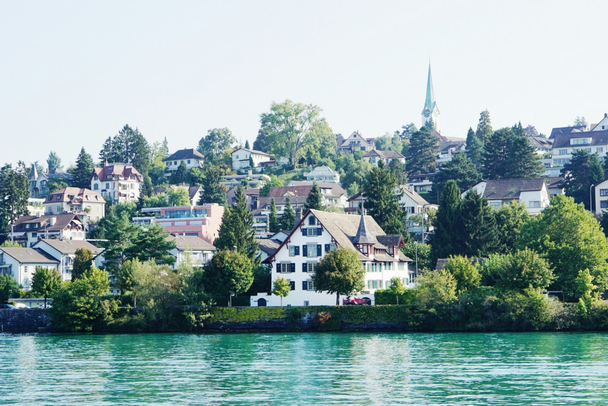 (Late) summer vibes in Zurich