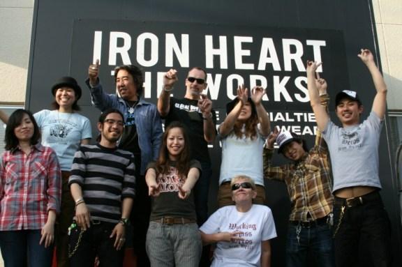 The Iron Heart Family