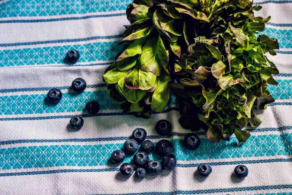 simple summer salad | via sweet miscellany
