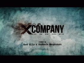 X Company title card